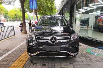智汇舒车房车俱乐部-进口奔驰GLS450加长版豪华SUV迈巴