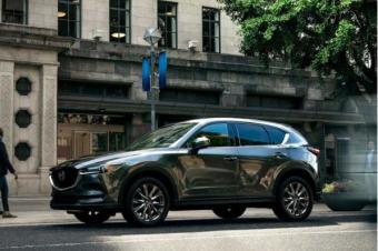 海外版马自达新款CX-5官图发布 新增2.5T发动机