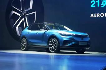 电咖ENOVATE中文名为天际 首款车型ME7明年下半年交