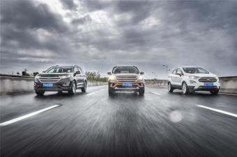得运动者得SUV,悬架能否撑起福特SUV的运动感?