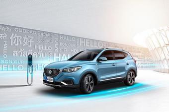 广州车展新车预告: 名爵将推全新纯电动车型——名爵ZS纯电动