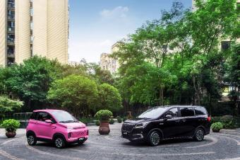 广州车展丨揭秘科尚、尼欧II两款新车,感受不一样的欧尚汽车!