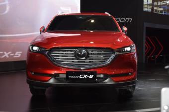 合资品牌全新SUV,途胜与CX-8抢鲜看