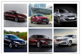十月份这些车销量最差 曾经的神车们这是怎么了?