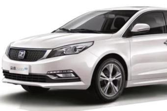 最高续航440公里 众泰Z500EV Pro广州车展首发上市