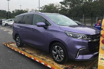 2018广州车展探馆:上汽大通全新MPV——G50