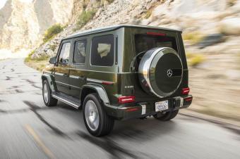 性能优于老款,为何说买辆全新奔驰大G是理性的?
