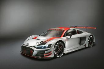 赛道王者 全面升级:全新奥迪R8 LMS GT3赛车开始交付