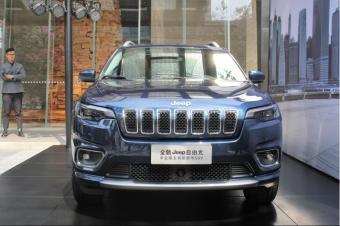 搭载牧马人同款2.0T发动机,全新Jeep自由光亚洲首秀