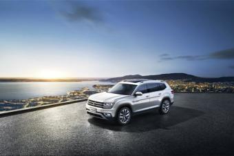轻松驾驭大型SUV 一键启动Teramont途昂解锁新技能