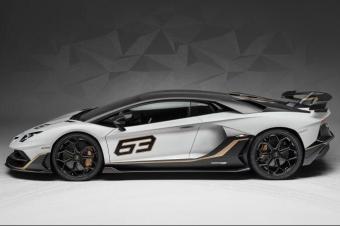 兰博基尼Aventador SVJ特别版 11月15日首发