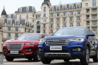 10月SUV销量快评,H6再破4万,前十月累计产销首次负增长