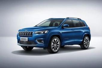 全新Jeep自由光发布,2.0T发动机数据抢眼!