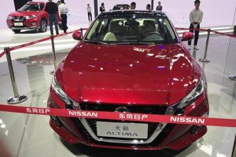 广州车展:新一代东风日产天籁登场!动力超越凯美瑞和雅阁?
