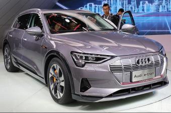 广州车展亮相,这款又豪华又科技的德系电动SUV要秒杀特斯拉?
