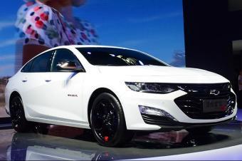 合资品牌最具运动气质的中型轿车之一 改款后更加实惠了!