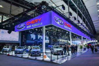 超强产品阵容亮相广州 奇瑞将跨界世界顶级羽毛球赛事