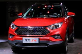 瑞风S4广州车展正式上市,江淮持续新车型注入,谋求发展!