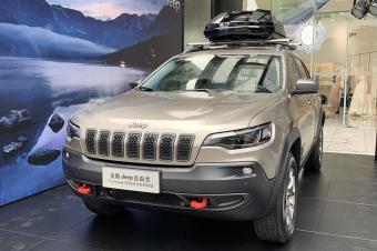 静态体验Jeep新自由光:外观、动力、四驱、底盘皆亮点