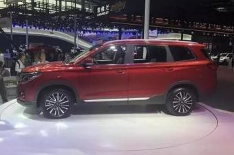 新合资品牌华晨雷诺,时隔一年后的首款SUV,连科雷傲也比不过