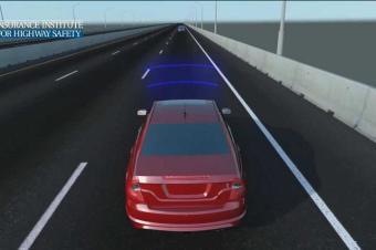 碰撞预警自动刹车系统真的有用?这回我们拿到了统计数据