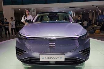 广州车展最值得看的新车 第一个就是红旗 还有奔驰灵魂战车