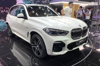 宝马全新X5/马自达CX-8领衔 广州车展重点SUV盘点