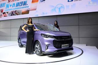广州车展:家庭MPV首选车型 上汽大通G50图解
