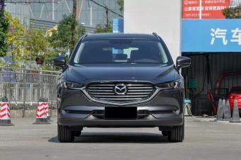 马自达最新7座SUV上市!同价位尺寸最大!继续用自吸!