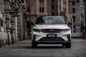 国产小型SUV的精品,吉利缤越值不值得买?