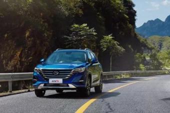 8-15万区间的四款SUV,动力强+颜值高,关键是省油!