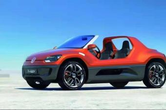 大众ID家族又添新成员?或将推出电动沙滩车!
