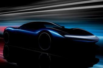 宾尼法利纳旗下纯电动超跑正式命名Battista