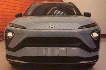 蔚来ES6实车图片曝光 12月15日发布并公布售价