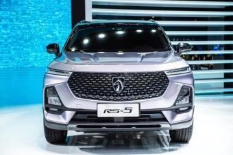 宝骏RS-5即将上市,国民神车再推新款SUV