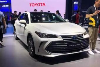 丰田两款重磅新车申报信息曝光!明年合资插电混动要爆发了?