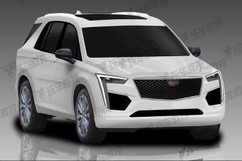 全球独家!全新5米长全能SUV曝光,轴距超3米,超霸气!