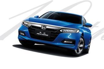 第十代雅阁逆势增长21.5% 11月销量超2万 称霸中高级车