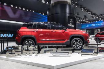 宝骏RS-5申报图曝光,有望使用新LOGO,就为提升品牌形象