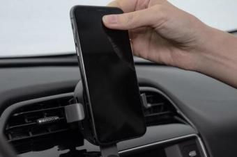 70迈车载无线快充手机支架首发仅79元