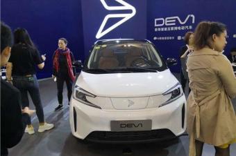 聚焦海口国际新能源车展,看造车新势力与传统车企同台竞技
