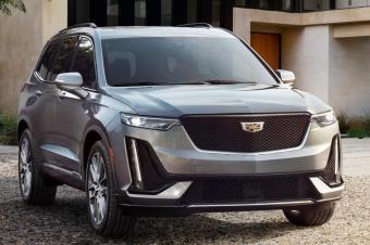 真正实力者,凯迪拉克全新中大型SUV——XT6亮相