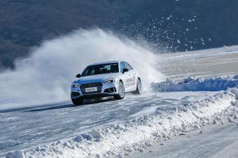 冰雪驾控哪家强?37.5度的滑雪跳台敢不敢试一下