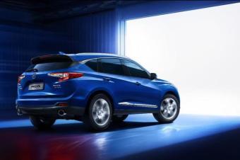 驭雪而驰 广汽Acura ALL NEW RDX的冰雪战歌即
