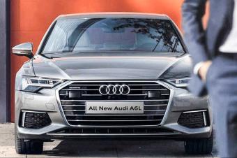 全新奥迪A6L起售价41.78万,低于奔驰宝马!难道只剩买买