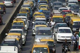 印度汽车需求猛涨 取代德国成为全球第四大汽车市场