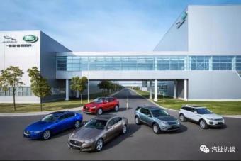 合资模式再升级,奇瑞捷豹路虎将抢占BBA豪华车市场份额