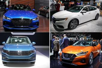 北美车展抢先体验5部还未进入中国市场的次新车