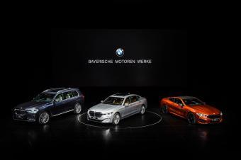 宝马三款旗舰车发布 X7最快二季度上市/未来将推21款新车