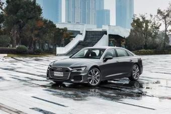 全新一代奥迪A6L正式上市,售41.78万元-66.68万元